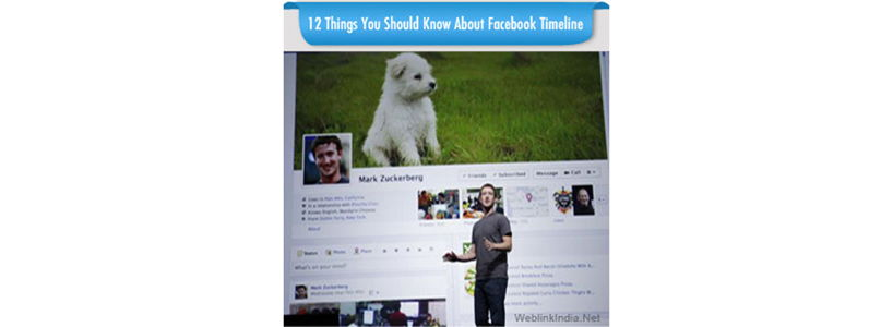 12 Things You Should Know About Facebook Timeline