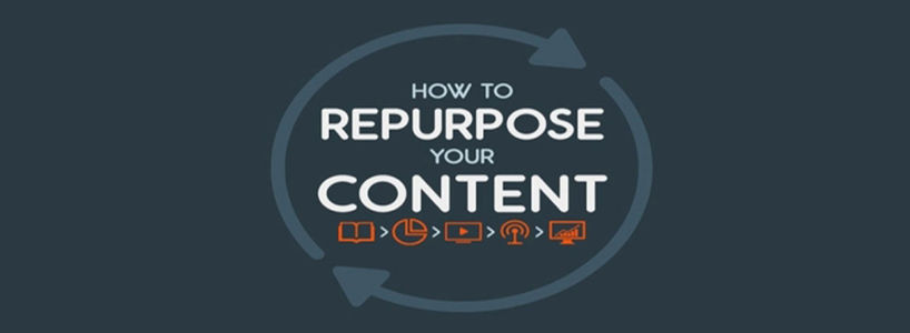 How & Why Repurpose Content For New Media?