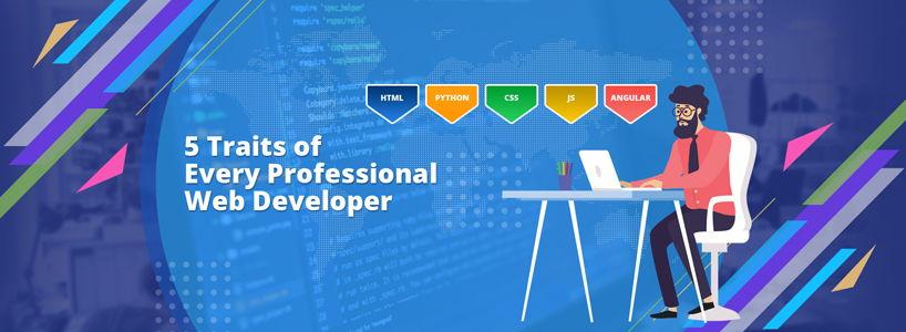 5 Traits of Every Professional Web Developer