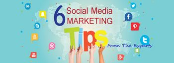6 Social Media Marketing Tips From The Experts [thumb]