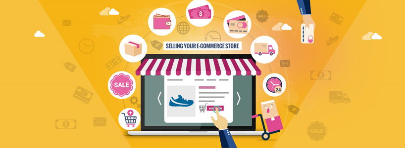 A Step-By-Step Guide To Selling Your E-Commerce Store