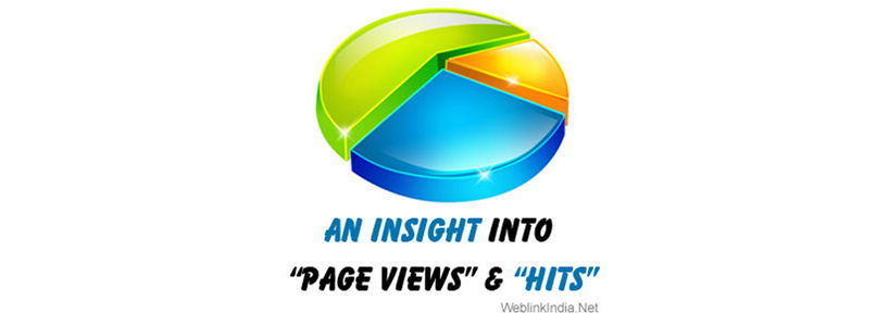 An Insight into Page View's & Hits