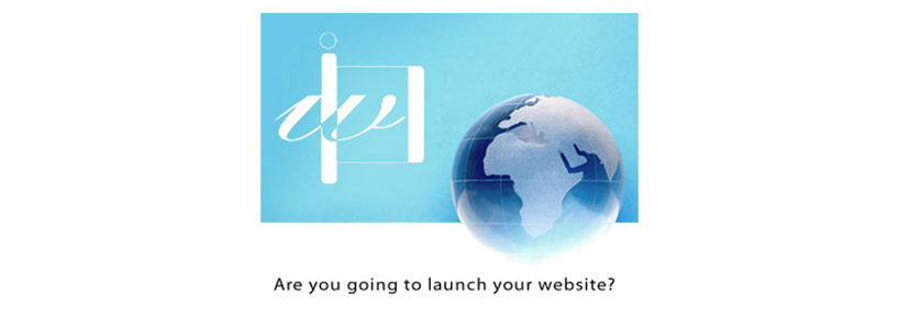 Are you going to launch your website?