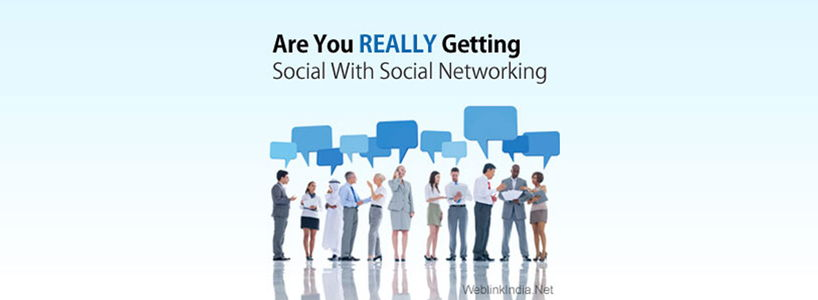 Are You Really Getting Social With Social Networking