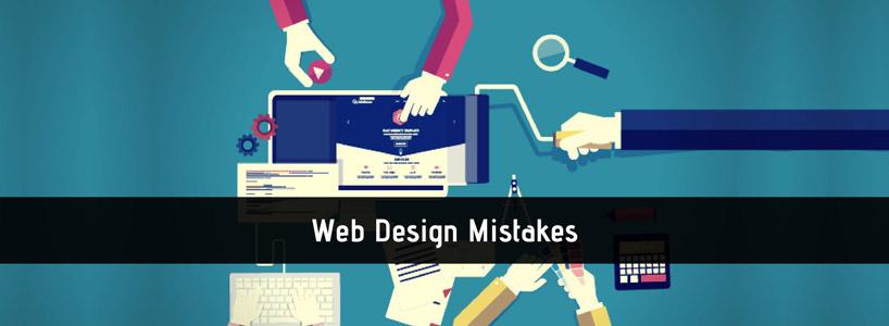 Avoid Web Design Mistakes - part 1