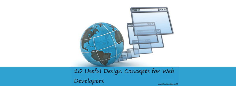 10 Useful Design Concepts for Web Developers