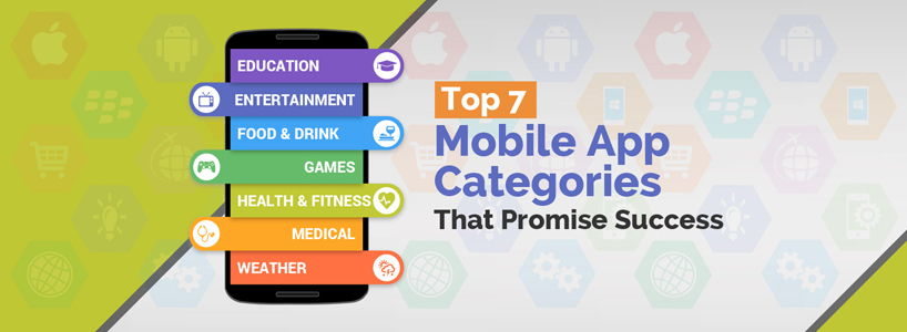 Top 7 Mobile App Categories That Promise Success
