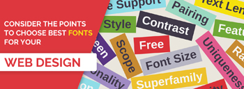 Consider The Points To Choose Best Fonts For Your Web Design [thumb]