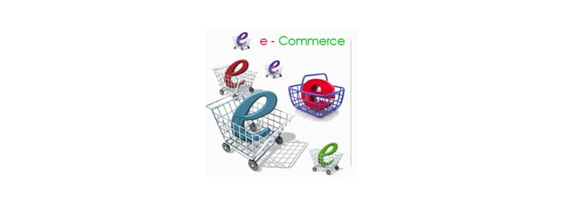 Components of an E-commerce website