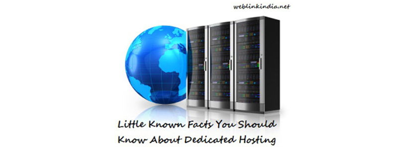 Dedicated Hosting And Its Advantages