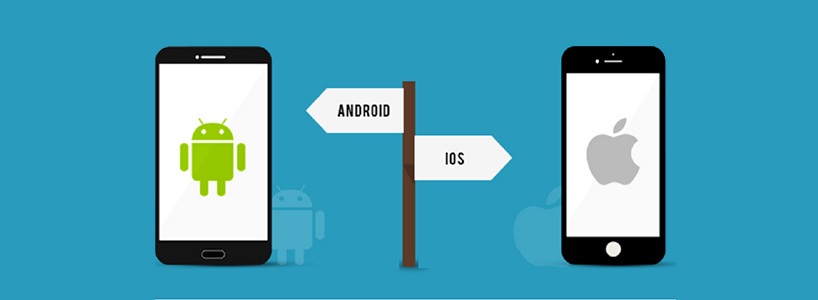 Difference between Android & iOS: From A Developers View Point