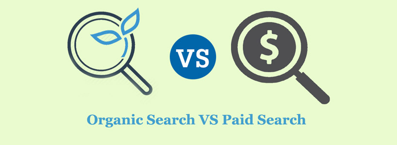 Distinguishing The Paid Search Results And Organic Search Results