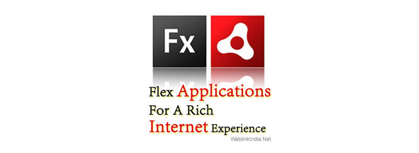 Flex Applications- For A Rich Internet Experience