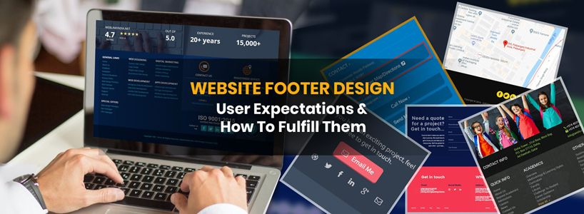 Website Footer Design: User Expectations & How To Fulfill Them