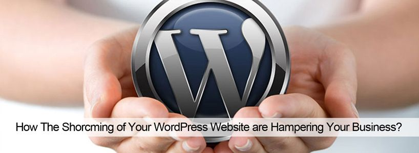 How The Shortcomings Of Your WordPress Website Are Hampering Your Business?