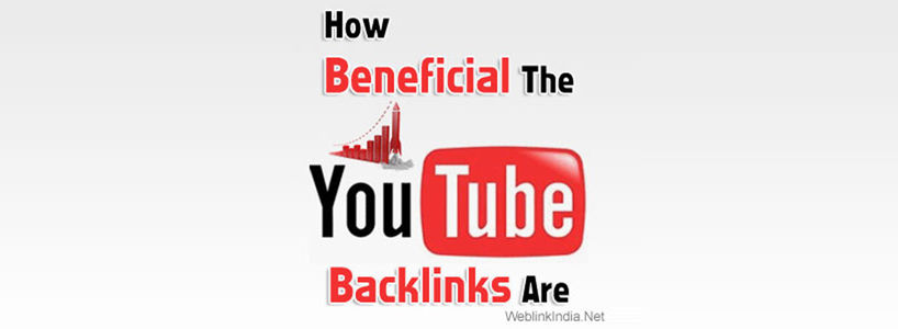 How Beneficial The YouTube Backlinks Are