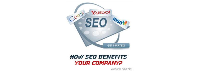 How SEO Benefits Your Company?
