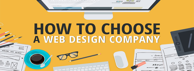 How to select the best web design company ?
