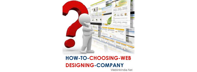 A Check-List For Choosing The Best Web Design Company
