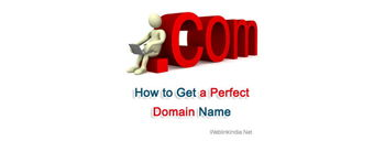 How to Get a Perfect Domain Name [thumb]