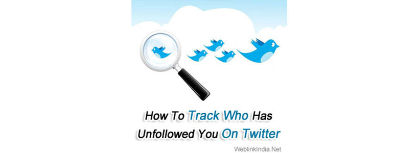 How To Track Who Has Unfollowed You On Twitter
