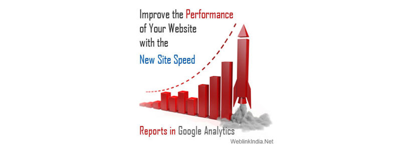 Improve the Performance of Your Website with the New Site Speed Reports in Google Analytics