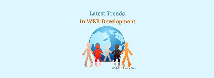 Latest Trends In Web Development