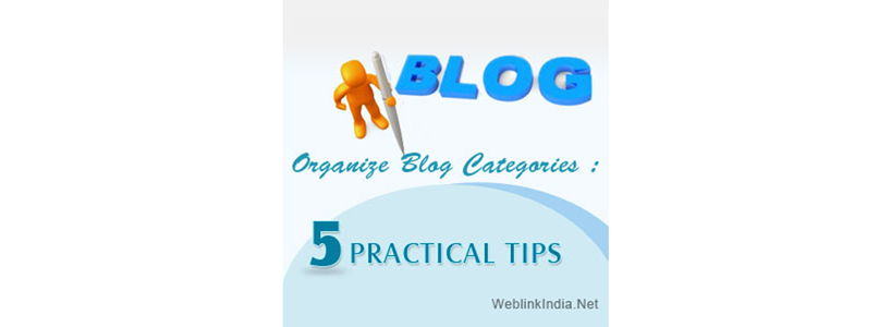 Organize Blog Categories: 5 Practical Tips
