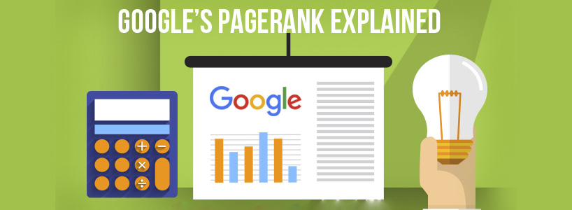 How Google Calculates A Site's Page Rank ?
