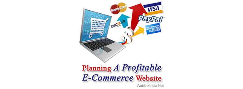 Planning A Profitable E-Commerce Website