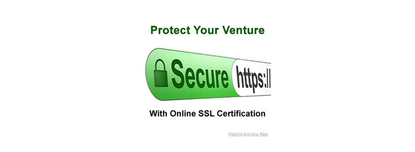 Protect Your Venture With Online SSL Certification