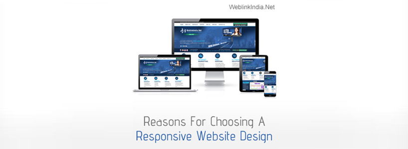 Reasons For Choosing A Responsive Website Design