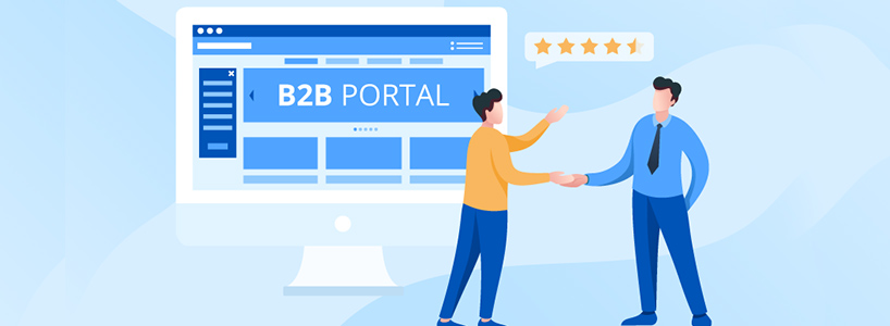 Role of B2B Portals in business promotion
