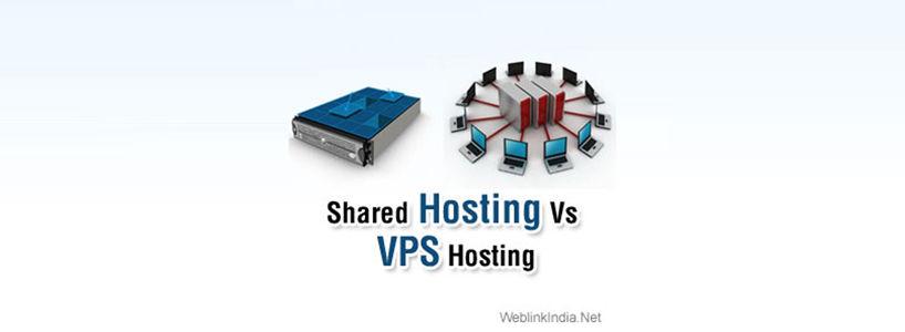 Shared Hosting Vs VPS Hosting