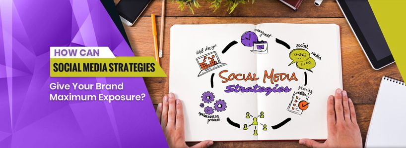 How Can Social Media Strategies Give Your Brand Maximum Exposure?