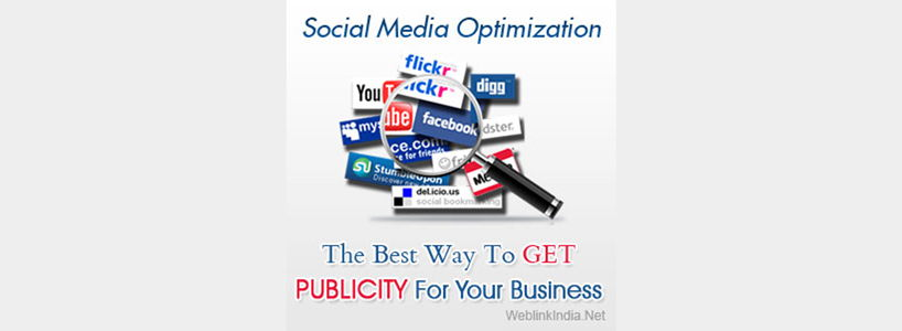 Social Media Optimization - The Best Way To Get Publicity For Your Business