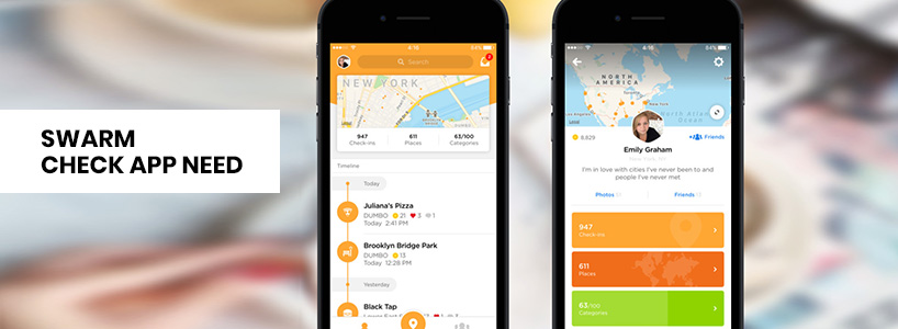 Swarm: The Check-in App You Need