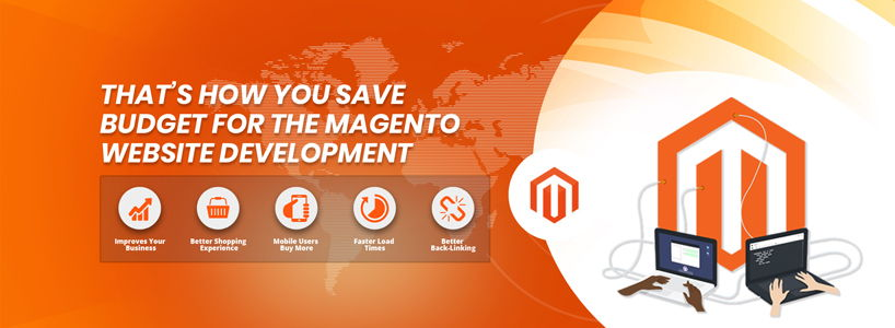That's How You Save Budget for The Magento Website Development