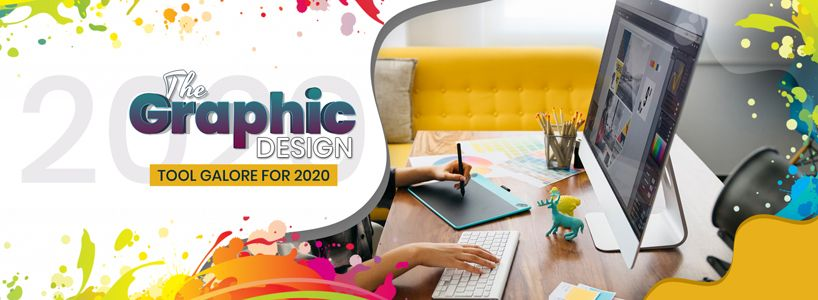 The Graphic Design Tool Galore for 2020