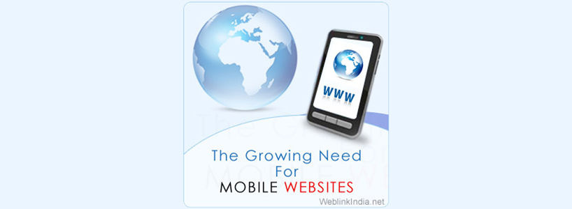 The Growing Need For Mobile Websites