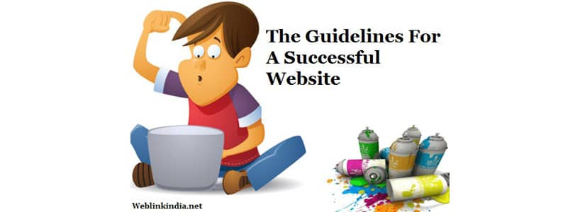 The Guidelines For A Successful Website