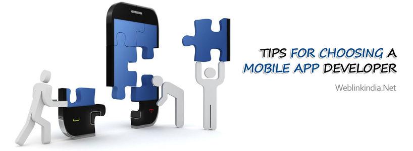 Tips For Choosing A Mobile App Developer