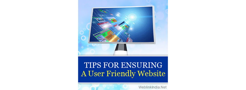 Tips For Ensuring a User Friendly Website