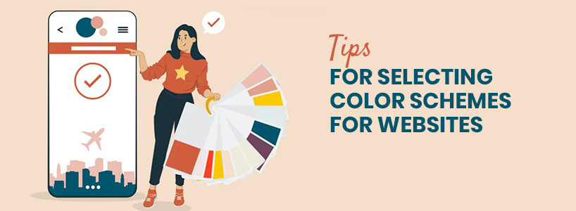 Tips For Selecting Color Schemes For Websites