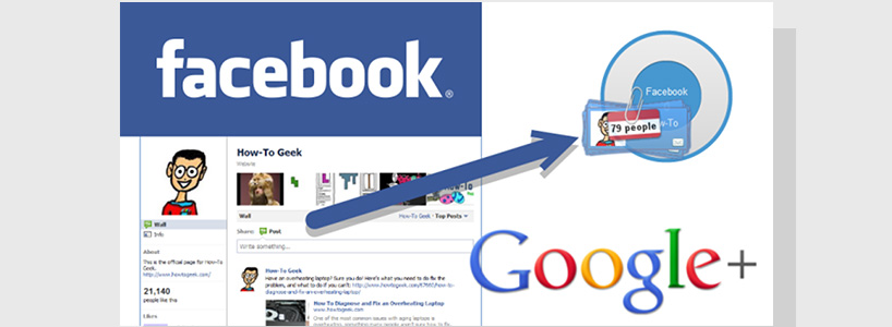Tips On How To Migrate From Facebook To Google+