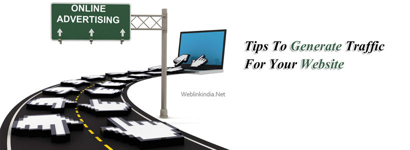 Tips To Generate Traffic For Your Website