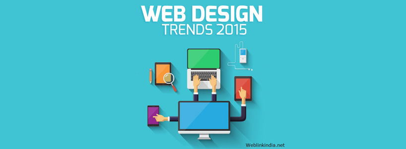 Ruling Trends Of Website Designs in 2015