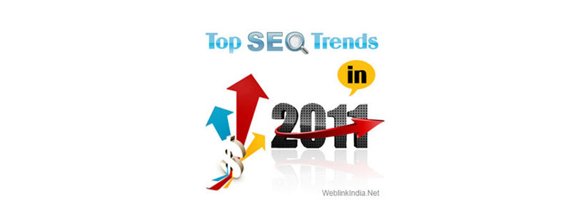 Top SEO Trends In 2011
