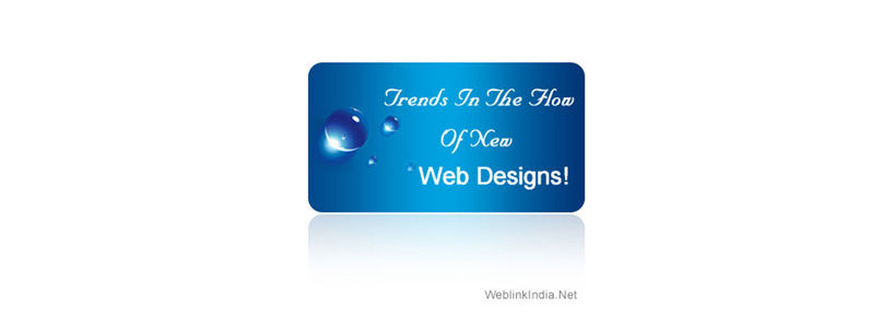 Trends In The Flow Of New Web Designs!