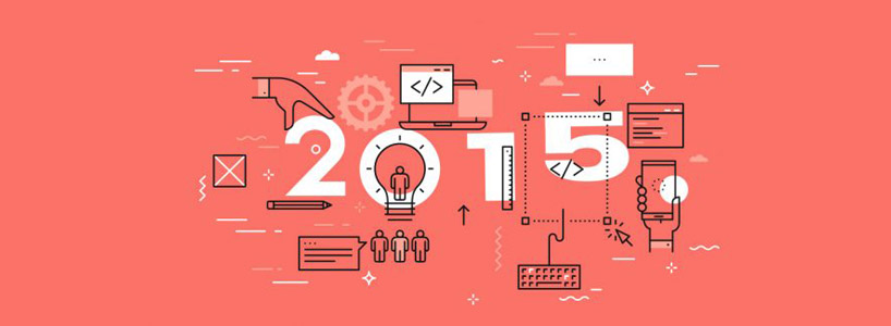 Web Designing Trends That Would Take Over in 2015
